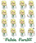 Expressions of Felixie by Darkin