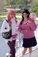 Unlikely Pair by CosplayCousins
