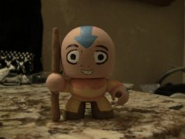 Avatar Aang Mini Mighty Mugg by WarriorSokka