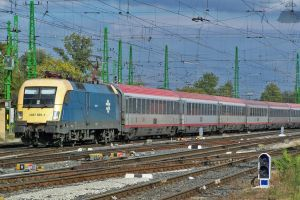 Eurocity train with Mav taurus by morpheus880223