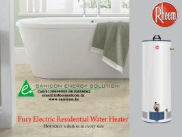 Luxury and Comfort with Fury electric residential by SaniconEnergy