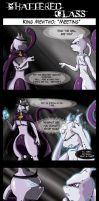 Shattered Glass - King Mewtwo by Yula568