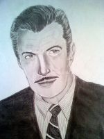 Vincent Price by DanloS