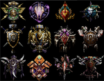 Warcraft Icon Wallpaper by gigan59