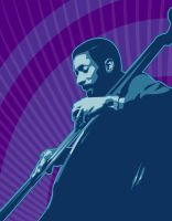 Ron Carter by rlaber