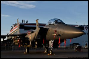 You Talkin to Me II by AirshowDave