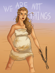 We are not things by CarlaGriffin