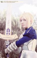 Saber Fate/ Zero - Stay night by Yukishir0