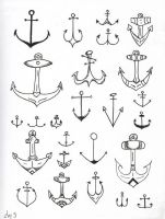 Anchors by FelixKelevra