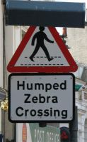 Humped Zebra Crossing by t-subgenius