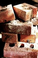 Its just bricks by PammyDsPhotography