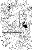 Fanboys Vs Zombies #2 page 11 by theFranchize