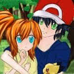 Ash And Misty by kari6712
