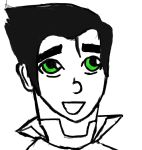 Bolin Line art by AnjelHarte