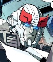 Prowl in comic by RadimusSG