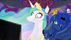 Celestia Uses An Online Dating Website... by EmberDim