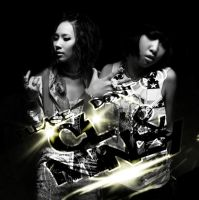CL And Minzy - Please Don't Go by 0o-Lost-o0