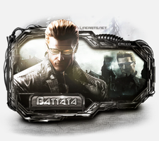Albert Wesker by AcCreed