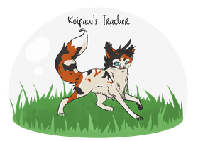 -TBT- Koipaw's Tracker by Allizia