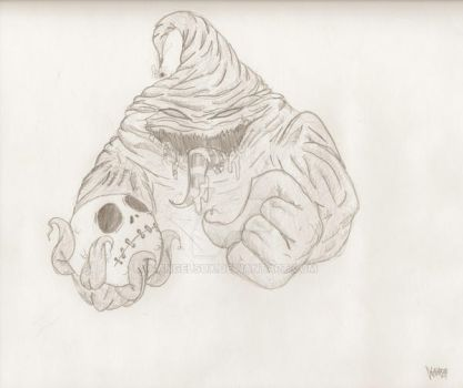 Oogie Boogie by AngelSux