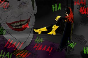 Shadow of the Joker by Kamico