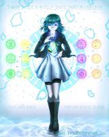 Gumi - Prism Hourglass by Juh-Juh