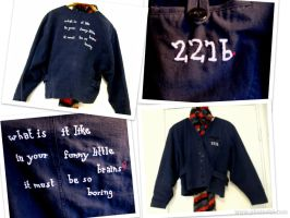Sherlock Jacket by Elethayn
