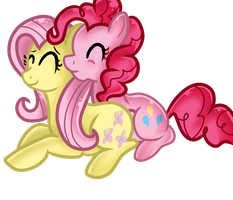 AT:PinkieShy by SirGalahadBW