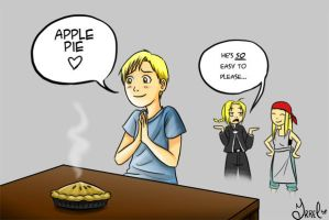 Apple Pie - FMA by Irrel