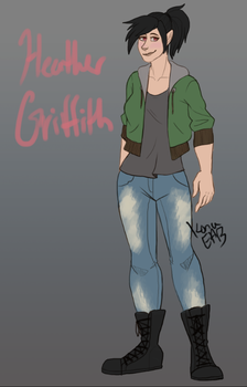 FoM: Heather Griffith by Wolf-of-DirtyPaws
