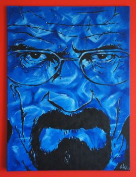 Breaking Bad tribute by TuaX