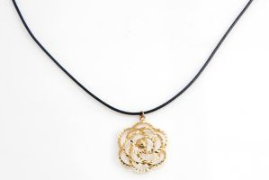 FREE Shipping Idit Stern Delicate Rose Necklace by iditstern