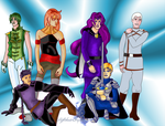 All your boys are belong to me by purenightshade