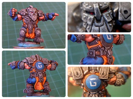 deep iron guard WIP by burbidge