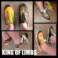 King of Limbs shoes by Banvivirie