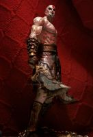 Kratos figure 02 by Vladsnake