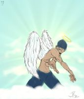 IS THERE A HEAVEN FOR A G? by Jdot2daP