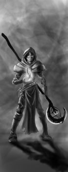 WIP - Mage by Lotusblade