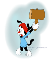 Animaniacs: His speciality by Funny-Finny
