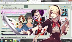 Screenshot Meme: UTAU Version by Raeyxia