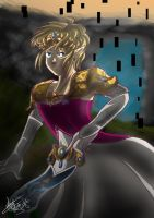 Link..... ? Zelda.... ? WTF ? by laurasstarlight