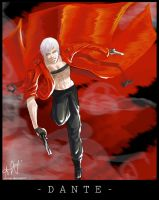 Dante by silverwing24