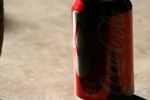 Coke Can #1 by anafusion