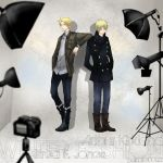 APH: winter fashion by waterylt