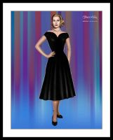 Grace Kelly by sanchezdesigns