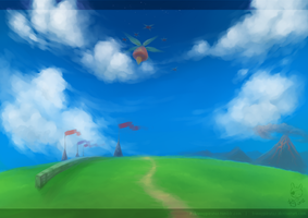 1. Hyrule Field by bunnypirates