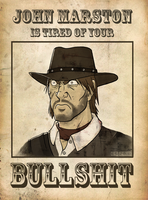 Oh, Poor John Marston by Booter-Freak