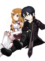 Sword Art Online by Ahrrhd