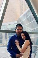 Cesar and Heather's Engagement 2 by BengalTiger4