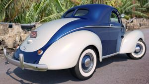 1940 Willys Coupe by SamCurry
